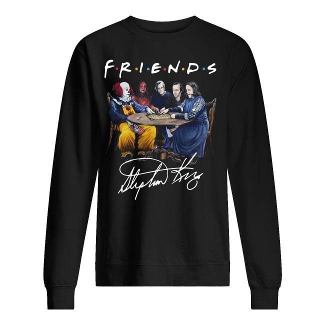 Stephen King Friends Sweater