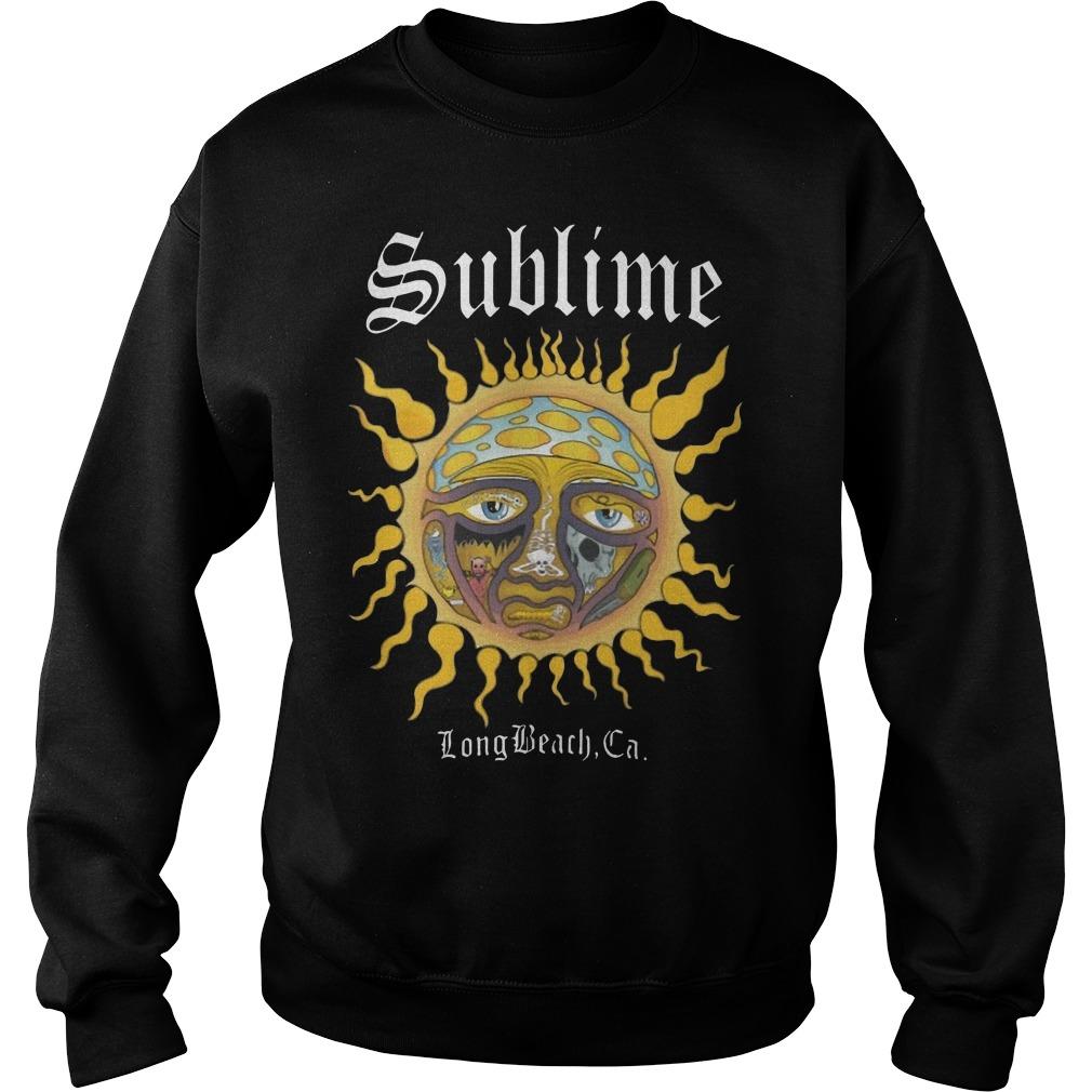 Sublime Long Beach CA Sweater