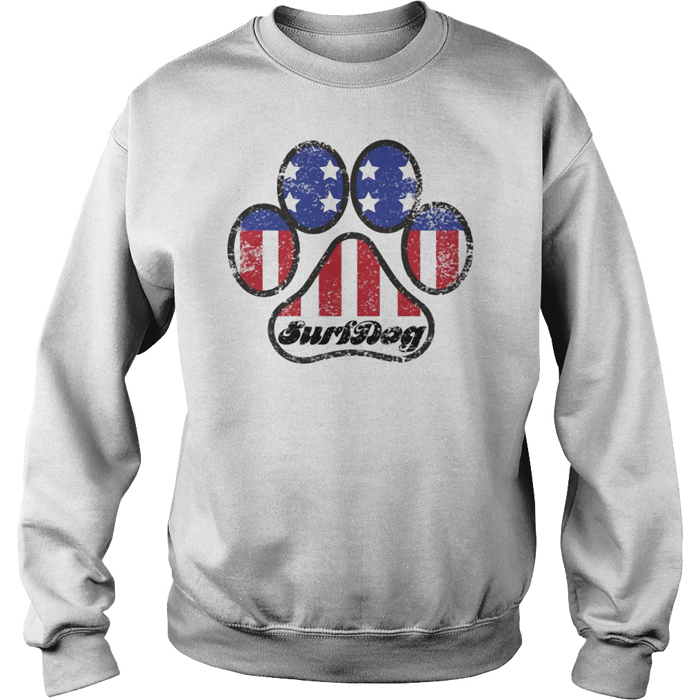 Surf American Scooby-Doo Sweater