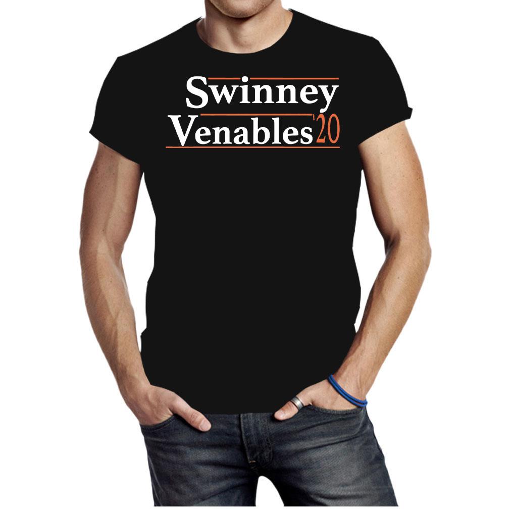 Official Swinney Venables 2020 shirt
