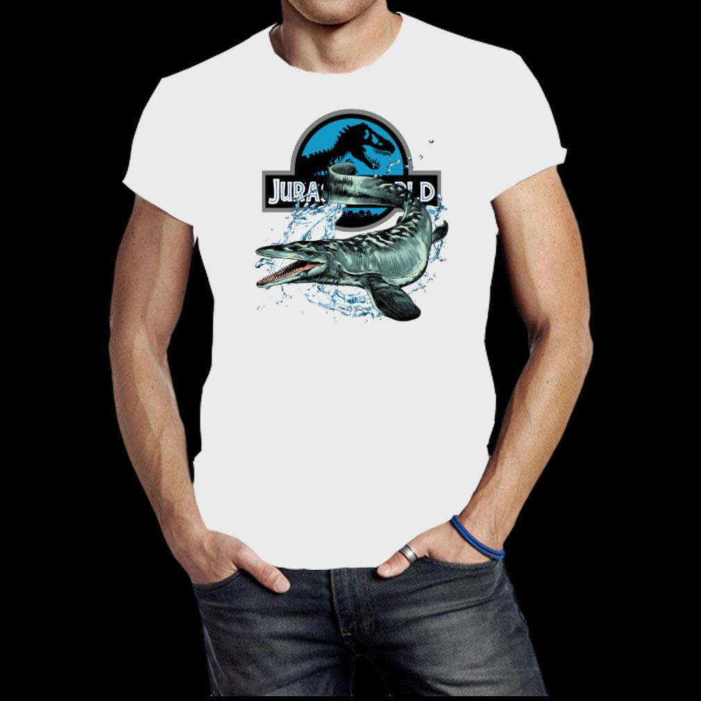 Carnivorous Aquatic Jurassic world shirt