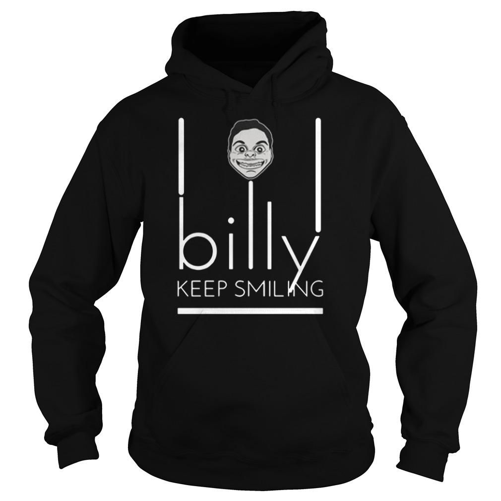 Lil Billy keep smiling Hoodie