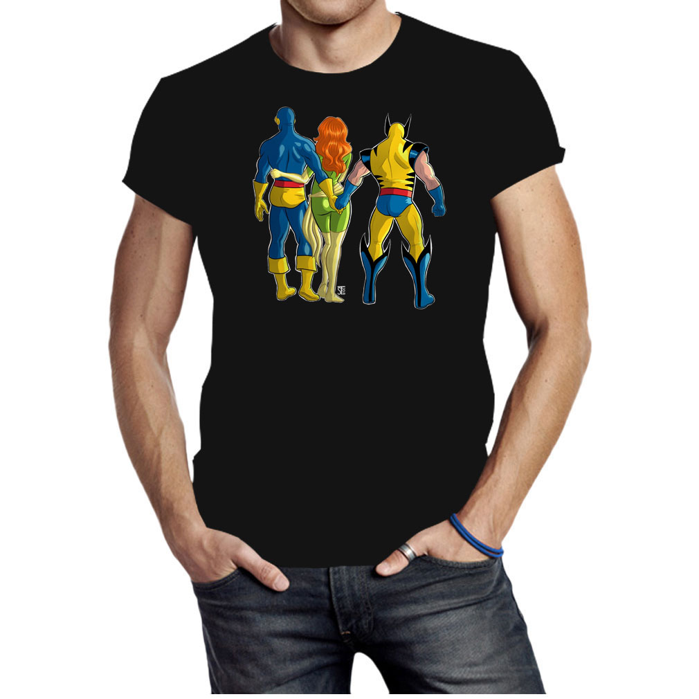 Love is love Cyclops and Wolverine shirt