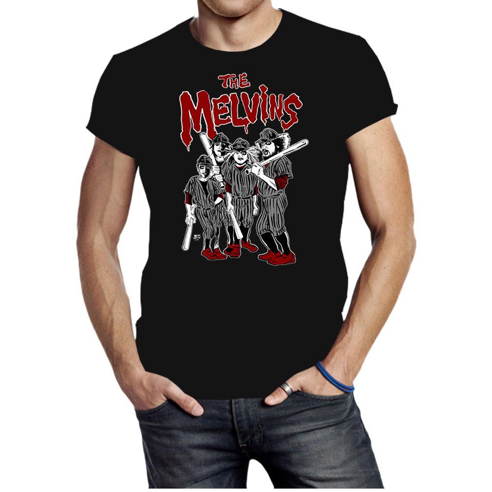 Melvins the warriors shirt