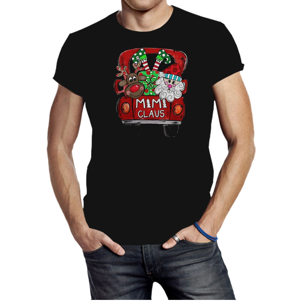 Mimi claus Christmas shirt