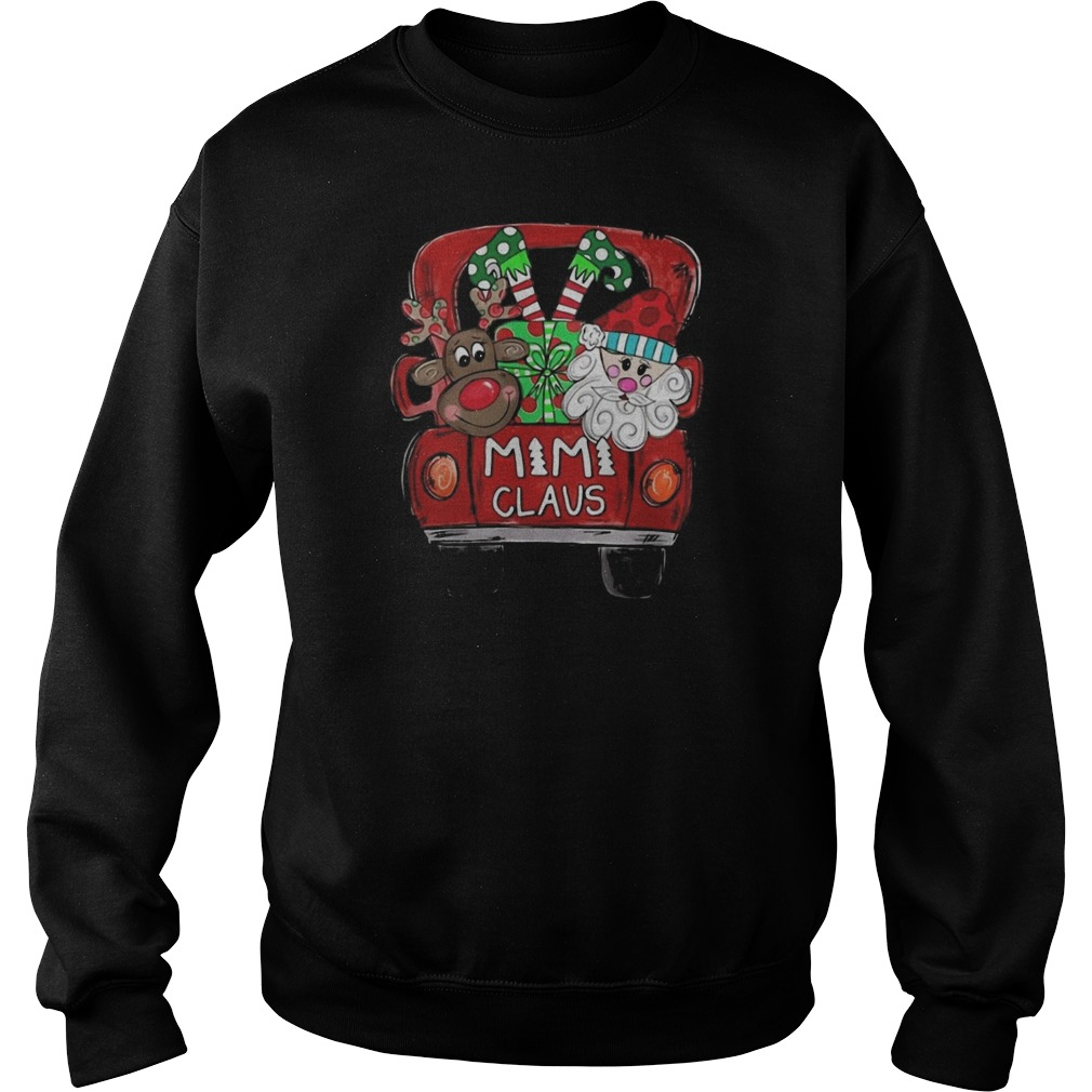 Mimi claus Christmas Sweater