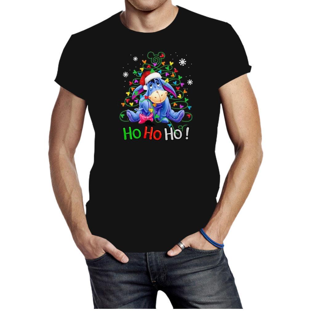 Official Eeyore Ho ho ho Christmas shirt