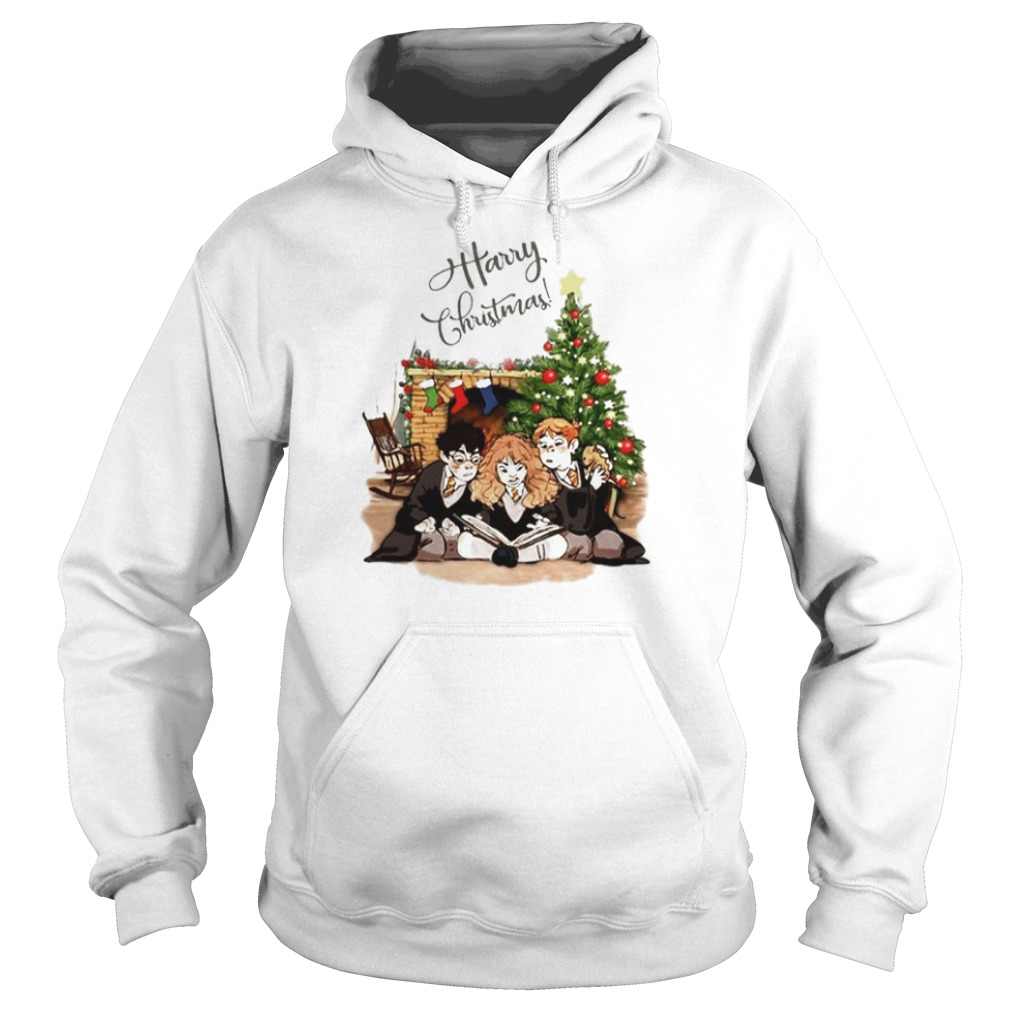 Official Harry Potter characters Harry Christmas Hoodie