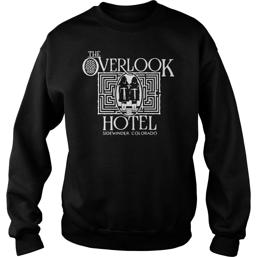 The overlook hotel sidewinder colorado Sweater