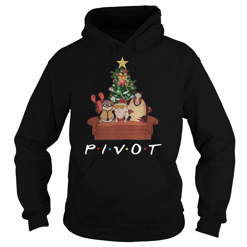 Pivot friends Christmas Hoodie