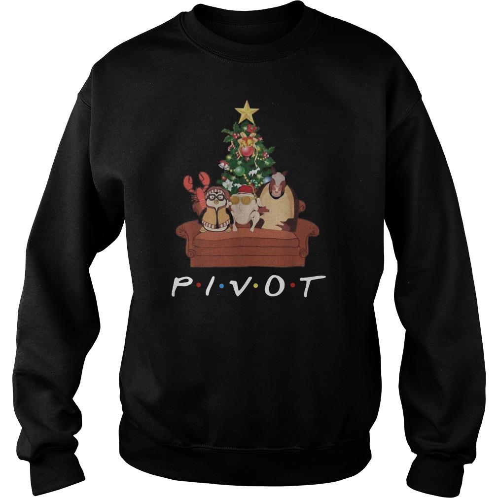 Pivot friends Christmas Sweater