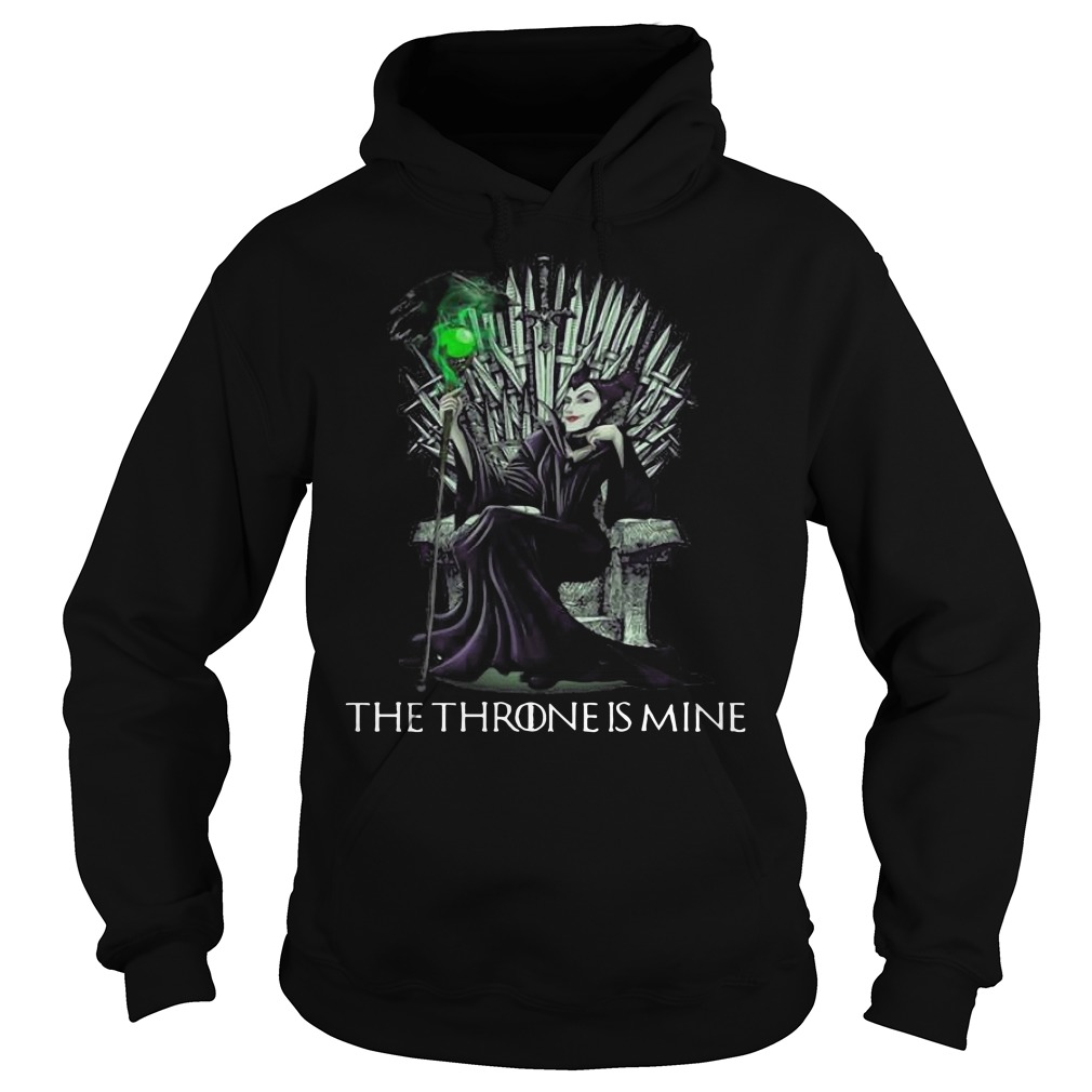 The throne is mine Hoodie