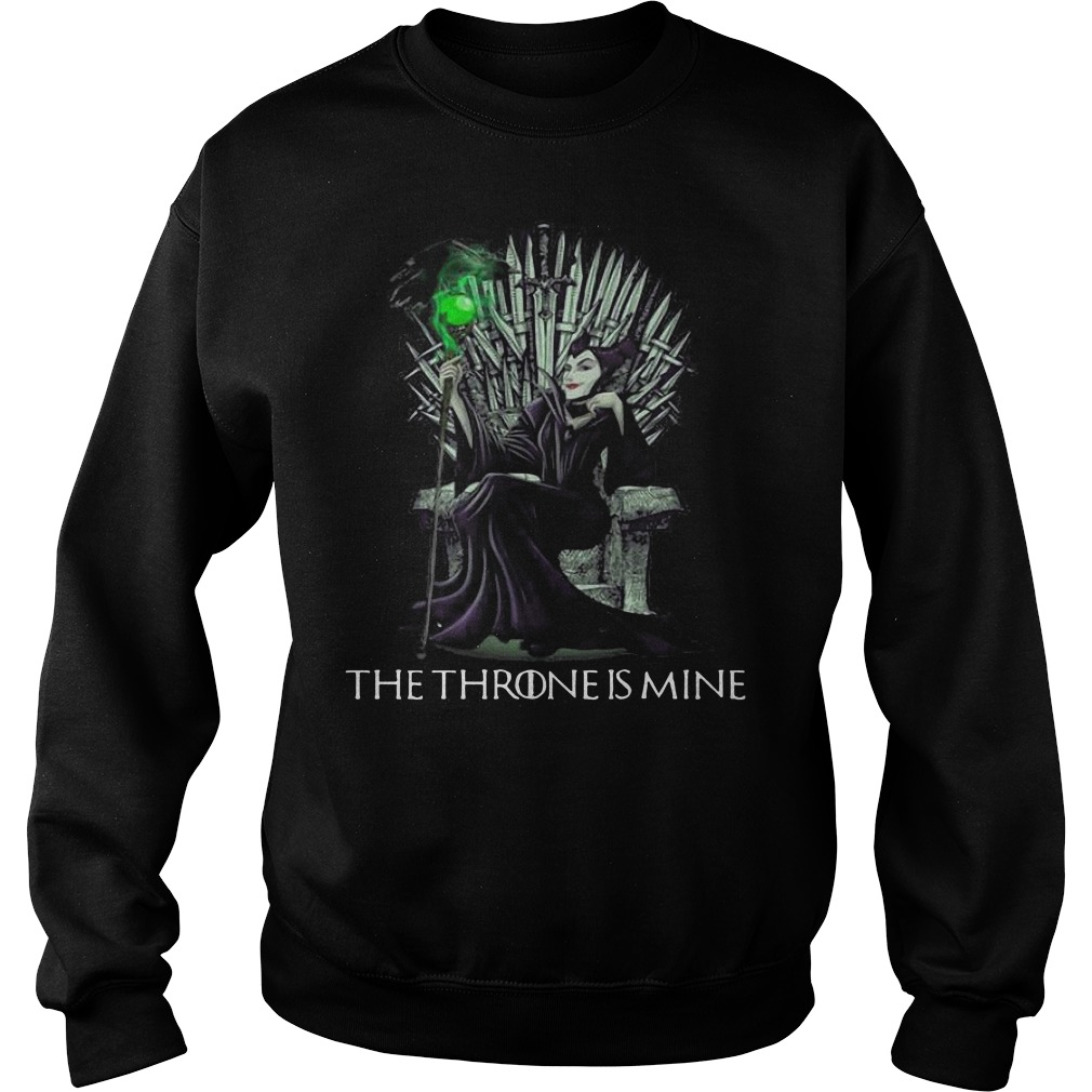 The throne is mine Sweater