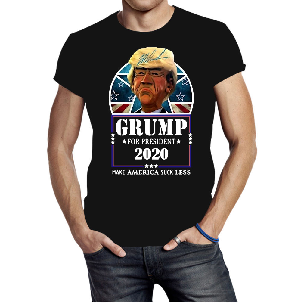 Trump for president 2020 make america suck less Donald Trump shirt