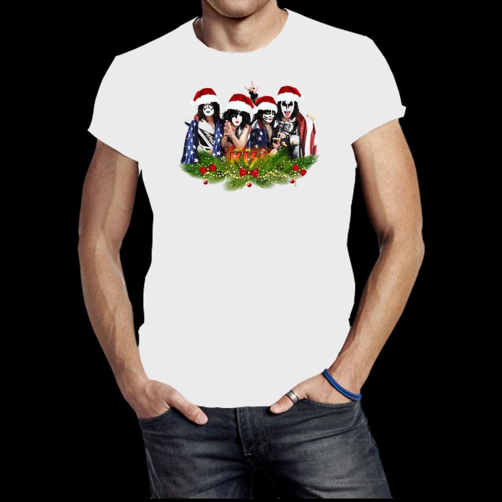 Alive Worldwide Kizz Christmas shirt