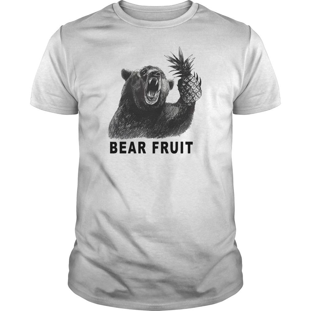 Bear fruit Guys t-shirt
