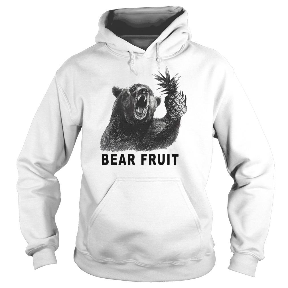 Bear fruit Hoodie