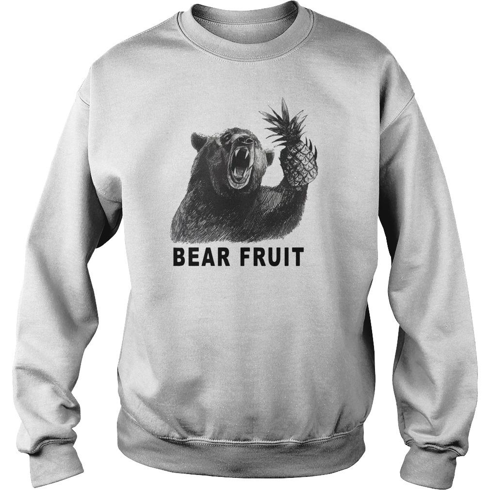 Bear fruit Sweater