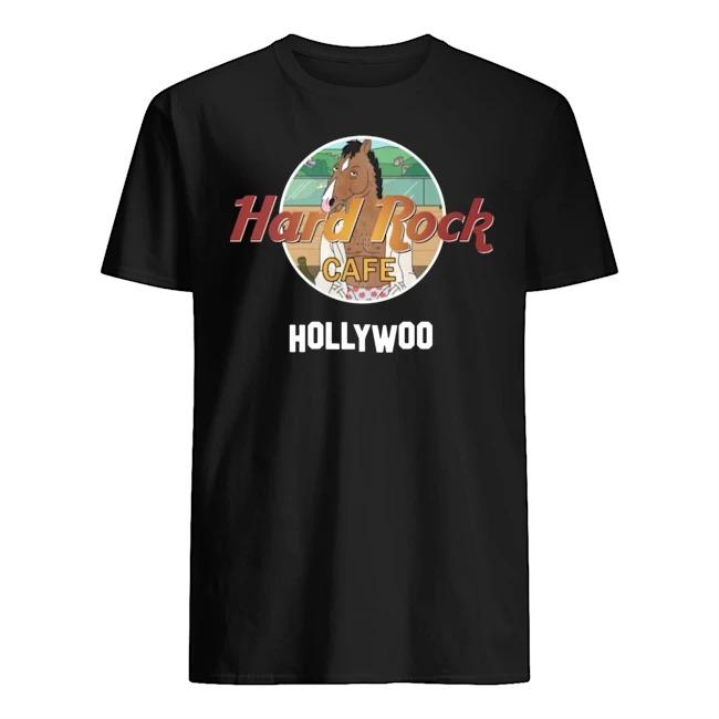 Hard rock cafe hollywoo Guys t-shirt