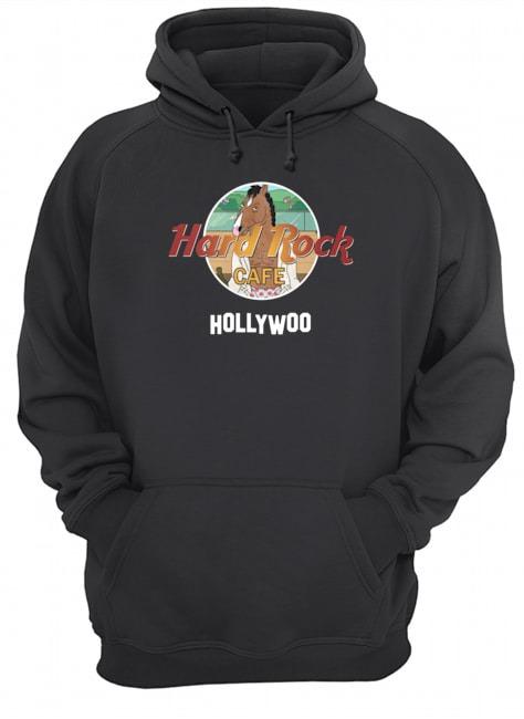 Hard rock cafe hollywoo Hoodie