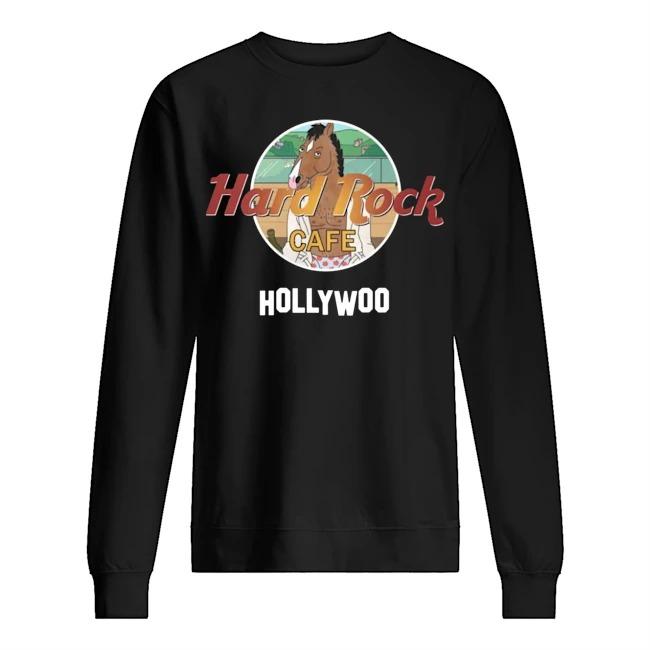 Hard rock cafe hollywoo Sweater