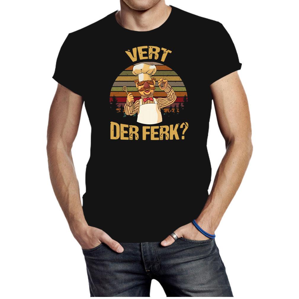 Vert Der Ferk Vintage shirt