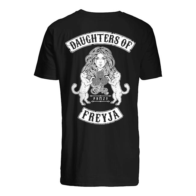 Daughters of freyja shirt
