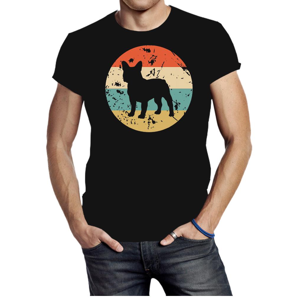 Frenchie bulldog sunset shirt