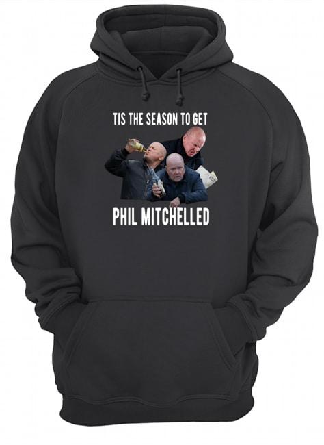 Tis the season to get Phil Mitchelled Hoodie