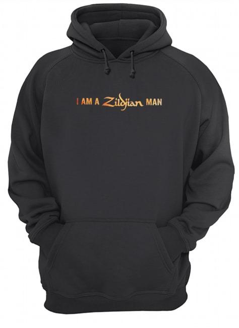 I am a Zildjian man Hoodie